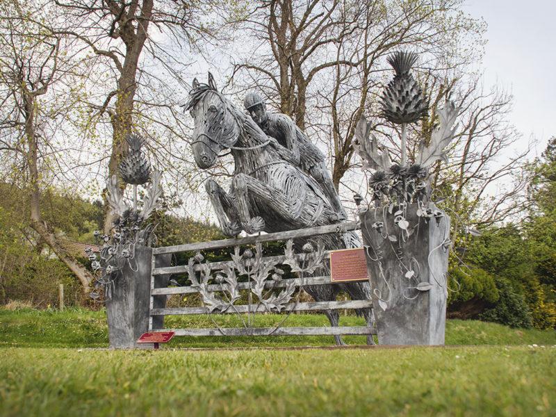 Sculptures Artfe Kev Paxton Blacksmith Metal Art